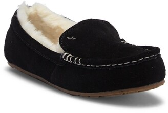 Koolaburra By Ugg Lezly Faux Fur Lined Moccasin