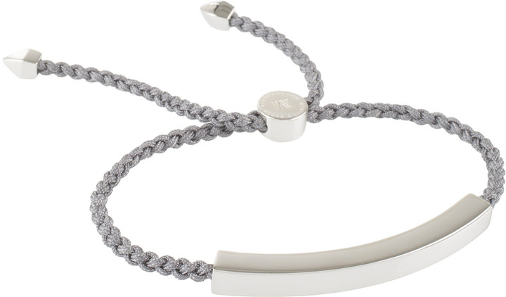 Monica Vinader Linear Friendship Bracelet