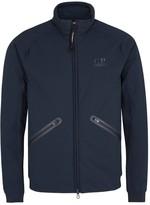 C.p. Company Navy Pro-tek Shell Jacket