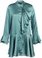 Sister Jane SEAFOAM Dress ultramarine green