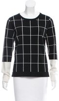 Lisa Perry Patterned Wool Sweater