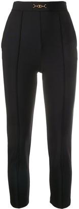 Elisabetta Franchi Skinny Leg Trousers