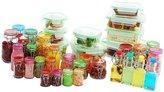 Kinetic GoGreen Glassworks Premium Kitchen Starter Set - 46 pc