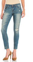 Dollhouse Zoe Low-Rise Capri Jeans