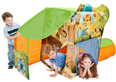 Play-Hut Lion Guard Waterfall Play Tent