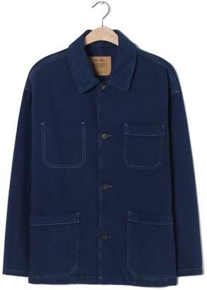 American Vintage Indigo Tineborow Unisex Jacket - L/XL