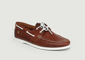Faguo Larch Boat Shoes - 40