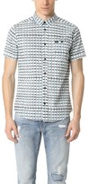 RVCA Shaded Short Sleeve Shirt