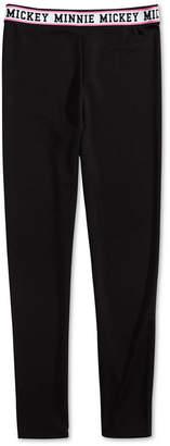 Disney Big Girls Ponte-Knit Leggings