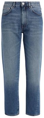 Totême Mid-Waist Straight Jeans