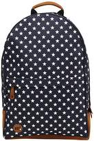 Mi-Pac Maxwell Rucksack/ Casual Daypack 17 Litres, All Stars Navy Blue 740582-011