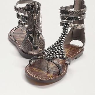 Ginger Gladiator Sandal