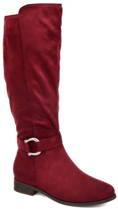 Journee Collection Cate Wide Calf Boot