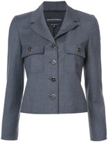 Vanessa Seward flap pockets cropped jacket