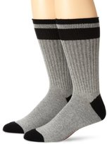 Smith's Men's Men's Work/Casual Crew Sock