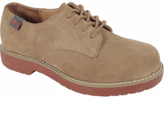 School Issue School Issue, Semester, Boys Classic Suede Oxford (Little Boys/Big Boys)
