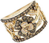 LeVian 14K Yellow Gold Diamond Ring