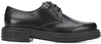 Salvatore Ferragamo Gancini derby shoes