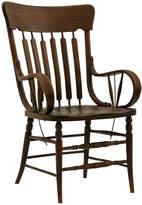 Rejuvenation Large High-Backed Windsor Armchair