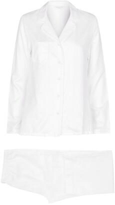 Derek Rose Kate Cotton Pyjama Set