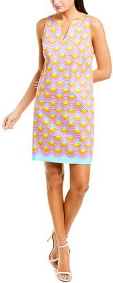 Trina Turk Deco Shift Dress