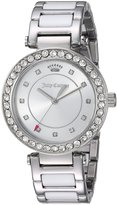 Juicy Couture Women's 1901421 Cali Analog Display Quartz Multi-Color Watch