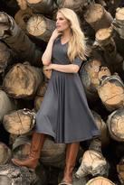 Shabby Apple Emily Dress Gray