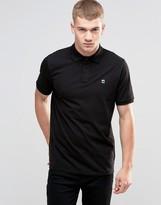 G Star G-Star Polo Shirt in Black