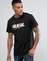 G-star Acrobo Raw Snake Logo T-shirt