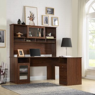 Shaped Computer Desk Shop The World S Largest Collection Of Fashion Shopstyle