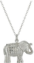 """Anna Beck Elephant Pendant Necklace w/ 30"""" Chain"""