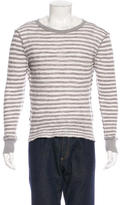 V::room Striped Knit Sweater