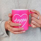 Dormify Sorority Heart Mug