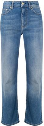 Filippa K Stella high-rise cropped jeans