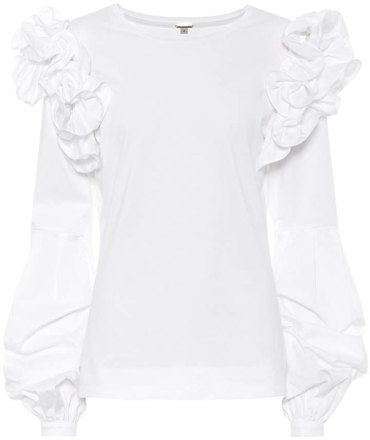 c66e6f9041f Johanna Ortiz White Women's Tops - ShopStyle
