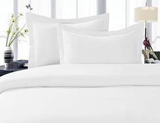 Elegant Comfort 1500 Thread Count Egyptian Quality Super Soft Wrinkle Free 3-Piece Sheet Set