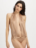 Melissa Odabash One-Piece Backless Swimsuit