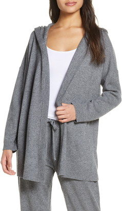 The White Company Hooded Cardigan