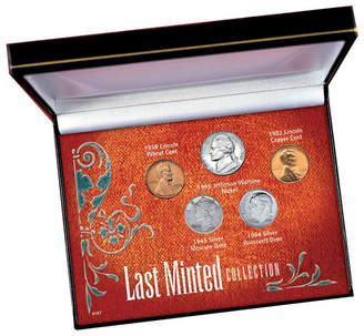 Minted American Coin Treasures Last Collection