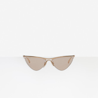Balenciaga Curve Cat Sunglasses