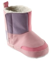 Luvable Friends Baby Boys and Girls Boots Crib Shoes
