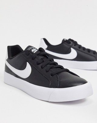 Nike Court Royale AC in black