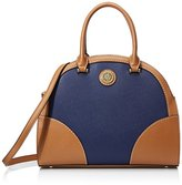Anne Klein a Stitch in Time Dome Satchel Lg