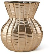 Element Pleated Champagne Vase