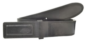 Dickies Leather Work Plaq Belt