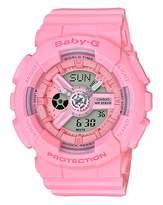 Baby-G Ladies Pink Digital Watch