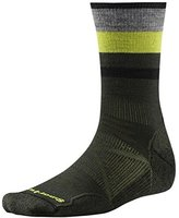 Smartwool PhD Outdoor Light Crew Walking Socks Mediu Pattern