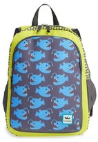 Boy's Chooze Reversible Backpack - Blue