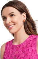 Trina Turk Indian Canyon Flower Stud Earrings