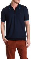 Ben Sherman Micro-Jacquard Polo Shirt